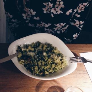 Åh ja, Vapiano var et af vores foretrukne spisesteder! Det koncept holder 100% og det kan helt sikkert anbefales at spise der.